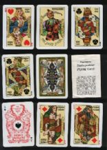Playing cards Shakespeare by Waddingtons circa 1970's